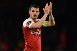 Xhaka terpukul diejek pendukung Arsenal