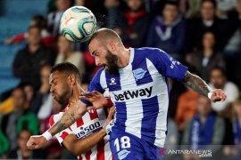 Hasil Liga Spanyol, Atletico ditahan imbang Alaves 1-1