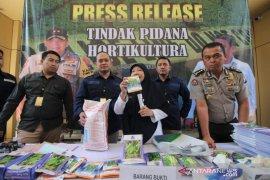 Peredaran bibit pertanian ilegal diungkap Polda Jawa Timur