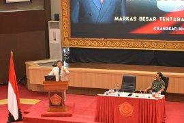 Ini janji Menhan Prabowo soal alutsista TNI