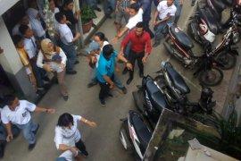 Tawuran pelajar di SMAN 8 Medan, Guru: Saya enggak tau, I'm sorry