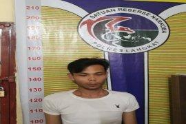 Satresnarkoba Polres Langkat tangkap warga Babalan pemilik sabu-sabu