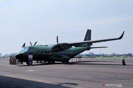 PTDI kirimkan pesawat CN235 pesanan tentara Nepal