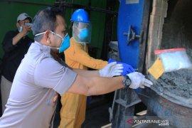 """Satuan Resnarkoba Banjarmasin musnahkan 2,9 kg sabu-sabu ke dalam """"Medical Waste Incinerator"""""""