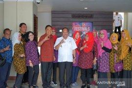 Kota Cilegon pelajari program kota layak anak di Denpasar