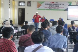 MRI Aceh: Relawan merupakan orang peka memiliki kepedulian  sesama