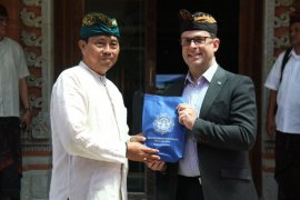 """Mahasiwa Politeknik Pariwisata Bali seleksi """"kelas internasional"""" ke Victoria University Polytechnic Melbourne"""