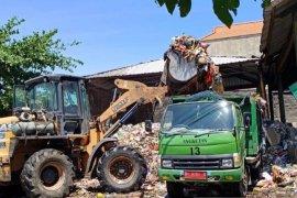 Operasional pengangkut sampah ke TPA Suwung Denpasar mulai normal