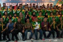 Kontingen Sumut di Porwil Sumatera didominasi atlet Medan