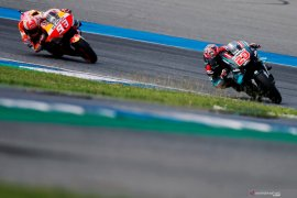 Balapan MotoGP Thailand ditunda virus corona