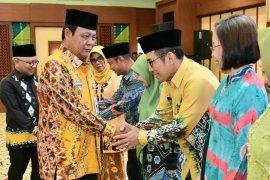 Gubernur minta inspektorat tingkatkan pencegahan korupsi