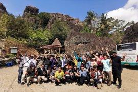 Pemprov Kalsel pelajari upaya pengembangan Geopark Yogyakarta