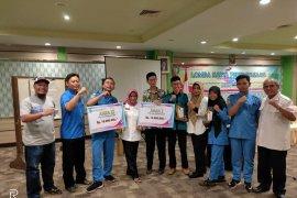 Noverando-Santosa, pemenang Lomba Karya Perekayasaan 2019 Balitbang Kalbar
