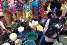 Lembaga ACT ajak masyarakat dukung gerakan penyaluran air bersih