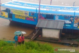 Pelayanan KB DAS Kapal Bandong menginspirasikan Dinkes Kabupaten Sekadau