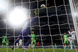 Hasil Liga Spanyol, Real Madrid menang besar atas Leganes
