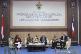 Riset dan pendidikan tinggi, Indonesia-Prancis perkuat kerja sama