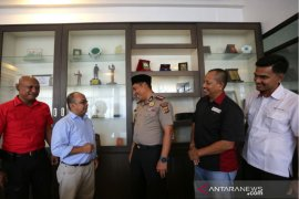 Silahturrahmi Kabiro Antara Aceh dengan Kapolresta