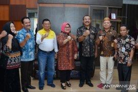 Pemprov Riau pelajari kegiatan pasar murah di Gorontalo