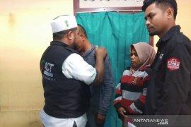 ACT berikan santunan Rp100 juta kepada keluarga Alfin Farhan Lestaluhu