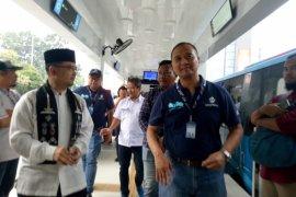 PT Transjakarta ajak naik TJ bukan menerobos jalurnya