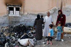Berita dunia - YPG/PKK membuat puluhan orang Suriah kehilangan rumah