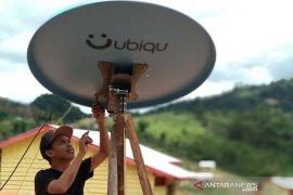 Ubiqu hasilkan internet satelit cepat di seluruh Indonesia
