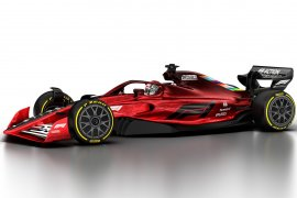 F1 perkenalkan peraturan dan desain mobil 2021