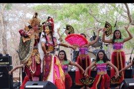 Pagelaran tari Bali kontemporer