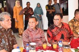 Pangdam I/BB harap Ketua DPRD Sumut tetap koordinasi dengan FKPD