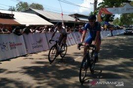 Jesse Edward juara etape I Tour de Singkarak 2019