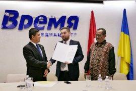 RKIH Promosikan Produk Kreatif Indonesia di Ukraina