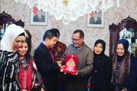 RKIH mempromosikan produk kreatif Indonesia di Ukraina