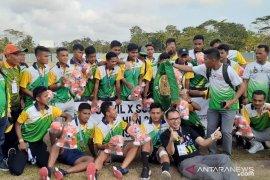 Sumut loloskan cabang sepak bola ke PON 2020