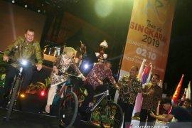 Tour de Singkarak diikuti pebalap dari 24 negara