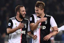 Hasil Liga Italia, gol tunggal De Ligt antar Juventus menangi Derby Della Mole