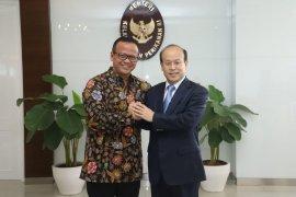 China jajaki kerja sama perikanan dengan Indonesia