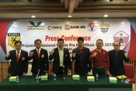 71 wasit karate terbaik diturunkan dalam Kejurnas Pra-PON 2019