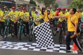 """BPHN gelar """"Fun Bike for Justice"""" di CFD"""
