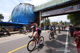 95 pebalap adu cepat di etape II Tour de Singkarak 2019