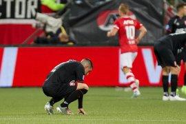 AZ Alkmaar taklukkan 10 pemain Twente kala PSV hanya bermain imbang