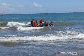 Tim SAR gabungan cari  nelayan korban tabrakan kapal laut
