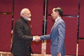 Presiden Jokowi mengajak India percepat implementasi AOIP