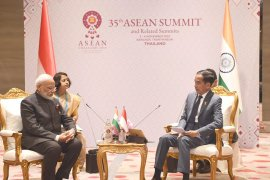 PM Modi puji inisiatif Indonesia atas outlook ASEAN