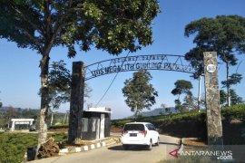 Tingkat kunjungan wisatawan ke Gunung Padang menurun
