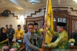 Seluruh kafila peserta MTQ XXXII 2019 tiba di Kotabaru
