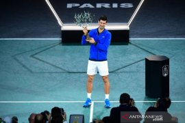 Djokovic VS Federer di Final Wimbledon jadi duel terbaik