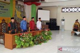 DPRD Kotabaru hadiri Musda LPTQ Kalsel