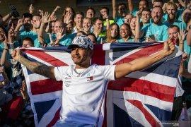 Gelar juara dunia F1 ke-6 tak buat Hamilton jemawa
