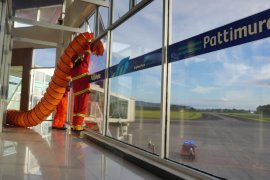 Bandara Pattimura Ambon layani penerbangan penumpang kriteria khusus
